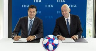 FIFA & World Leagues Forum sign cooperation agreement!