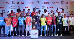 I-League returns with its 13th edition, to commence on November 30!