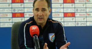 Igor Stimac: I want my India to play without fear against anyone!