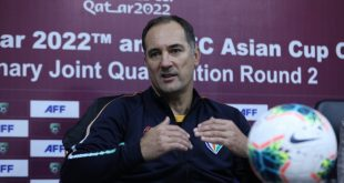 Coach Stimac names India probables for Qatar qualifier in Bhubaneswar!
