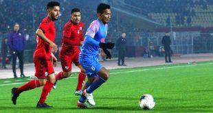 India's Seiminlen Doungel – the unlikely hero!
