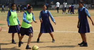 Jamshedpur FC's Children's Day surprise for the kids of Carmel Bal Vihar!