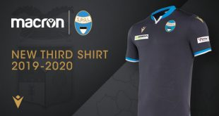 Third kit of SPAL pay homage to the province of Ferrera!