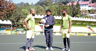 Mohammdan Sporting's Dipendu Biswas: Final is about small details!