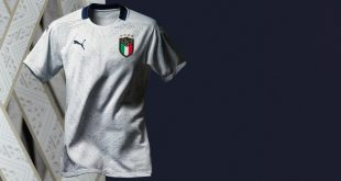 New 2020 Italy away kit by PUMA – crafted from culture for a new decade!
