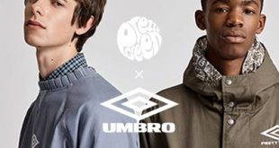 Pretty Green X UMBRO: Feel The Noise!