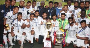 Vanlalbiaa struck twice as Mohammedan Sporting claim Sikkim Governor's Gold Cup!