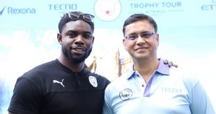 TECNO associates with Manchester City as Mobile Photography Partner for the India Trophy Tour 2019!