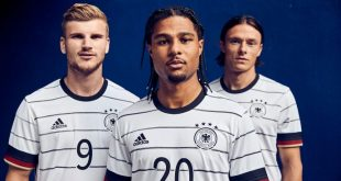 DFB and adidas present new Germany national team jersey!