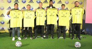 adidas launches new home jersey dedicated to the unreal fans of Real Kashmir FC!