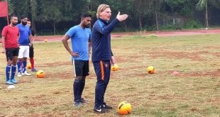 AIFF & KNVB hold joint Coach Development programme!