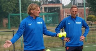 Indian Coaches learn & improve in KNVB Coaching programme!
