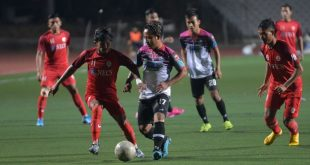 Aizawl FC take slender one goal advantage over Chanmari FC!