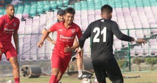 From Mizoram to Goa, Mapuia hopes for India call-up through I-League performances!