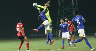 Real Kashmir FC hold East Bengal in an entertaining I-League encounter!