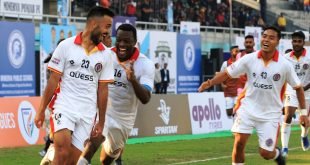 East Bengal score late to hold Punjab FC to a draw!