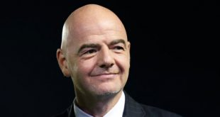 FIFA President Gianni Infantino tests positive for Coronavirus!