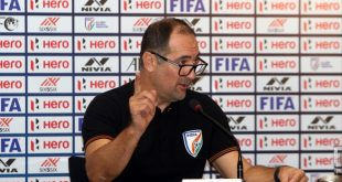 India's Igor Stimac: The good work has just started!