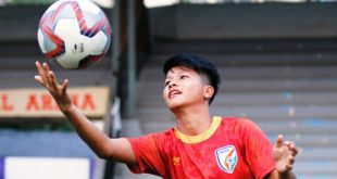 14 year old Shilky Devi wants to fulfil FIFA U-17 Women's World Cup dream!