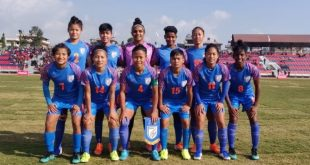 India Women trash Maldives 5-0 in SAG 2019 opener!