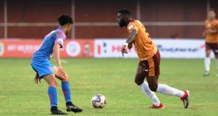 Henry Kisekka earns three points for Gokulam Kerala FC over Indian Arrows!