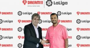 LaLiga inks five-year partnership with Dream11 in India!