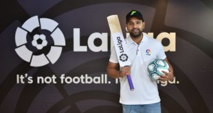 Rohit Sharma becomes LaLiga's First Ever Brand Ambassador in India!