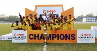 Magical Meghalaya crowned Sub-Junior National Football champions!