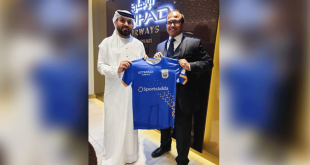 Etihad Airways announce partnership with Mumbai City FC!