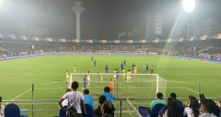My Mumbai Football Arena experience with Mumbai City FC!