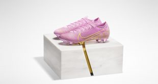 Commemorative Boots by Nike for Megan Rapinoe!