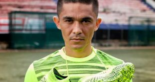 Sunil Chhetri switches brands, signs for PUMA!