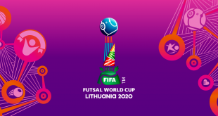 Official Emblem revealed for 2020 FIFA Futsal World Cup – Lithuania!
