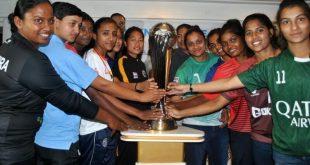 4th Indian Women's League to get underway in Bengaluru tomorrow!