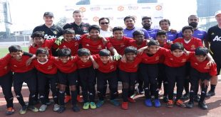Apollo Tyres and Manchester United launch 'United We Play' programme!