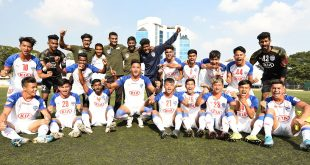 Bengaluru FC Colts beat Ozone FC, retain Bangalore Super Division title!