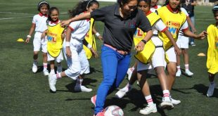 AIFF congratulates Bembem Devi on being named Padma Shri!