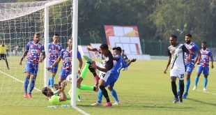 Mohammedan Sporting open Second Division League with Bhowanipore FC win!