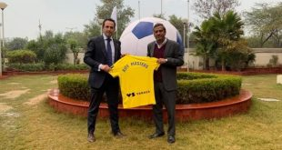Cadiz CF returns to scouting project in India!