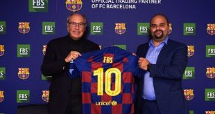 FC Barcelona & FBS sign new global partnership agreement!
