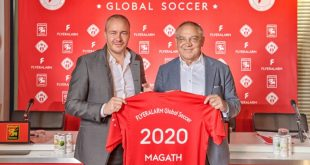 Felix Magath named head of FLYERALARM Global Soccer!