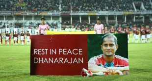 Gokulam Kerala FC to forward ticket-sales proceeds to late R Dhanarajan's family!