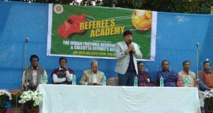 IFA re-launch Referee's Academy in Kolkata!