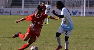 Senior women footballers praise AIFF for broad-basing women's football!