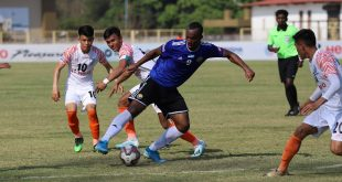Real Kashmir FC overcome Indian Arrows to get back to winning ways!