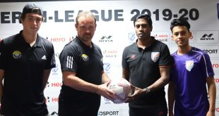 Indian Arrows to re-energize campaign against Real Kashmir FC!