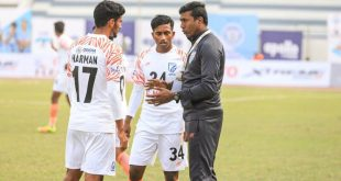Shanmugam Venkatesh: Continuity is the key to progression for Indian Arrows!