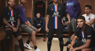 Jordan Brand x Paris Saint-Germain's launch latest kit!
