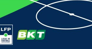 France's Ligue 2 and BKT sign major naming agreement!