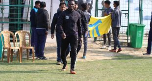 Mohammedan Sporting's Saheed Ramon: Happy with win!